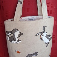 Lapins animaux ferme 1