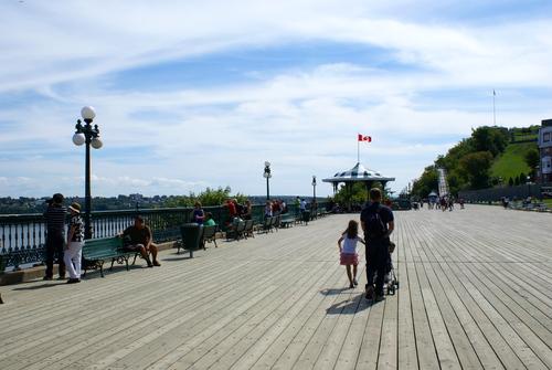 La belle Québec  (été 2014) - partie 1