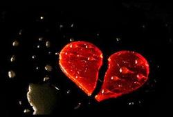 Poeme coeur brisé d'amour