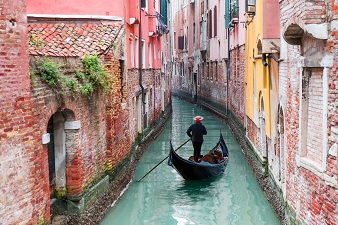 Venise et la découverte perpétuelle ...