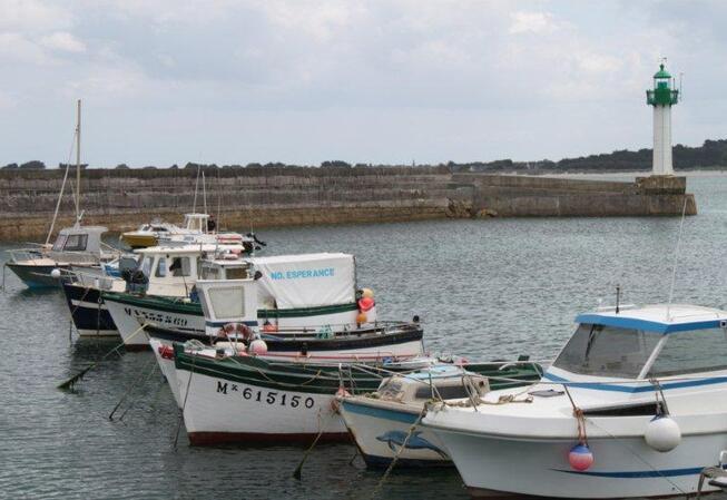 Plage de Kervaliou à Port Neuf 004