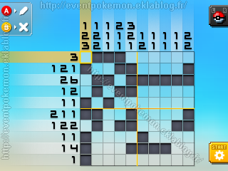Marill Pokémon Picross