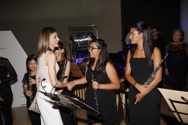 Cursos de Verano de la Escuela Internacional de Música de la Fundación Princesa de Asturias