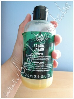 Shampoing banane | The Body Shop