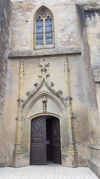 Eglise de Barcelone du Gers