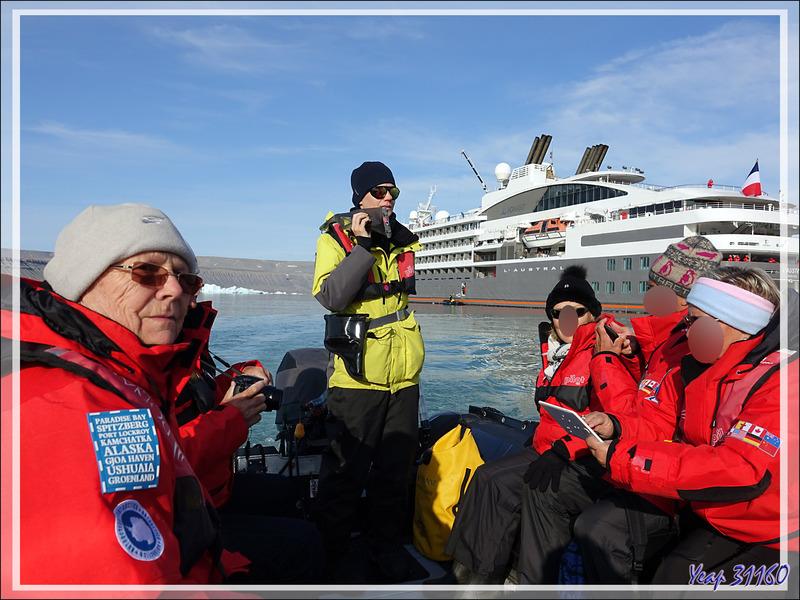 C'est parti ! - Croker Bay - Devon Island - Nunavut - Canada
