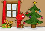 Dessin - Mystik's prépare Noël