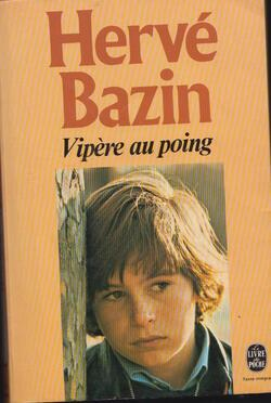Hervé Bazin - ses romans autobiographiques - Folcoche