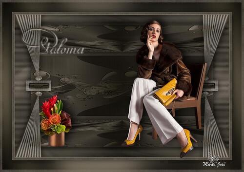 """Butterfly """"Paloma"""""""