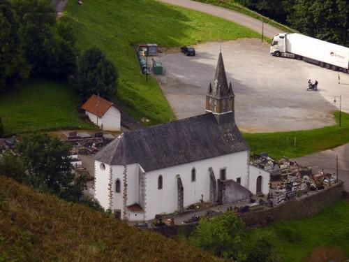 Eglise d'Estérençuby