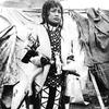 Kes-Kah-Yo -Bob Tail- aka Bob Small. Cree. 1906. Butte, Montana. Photo by F.E. Peeso Historical Soci