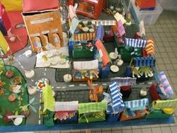 Quartier du marché