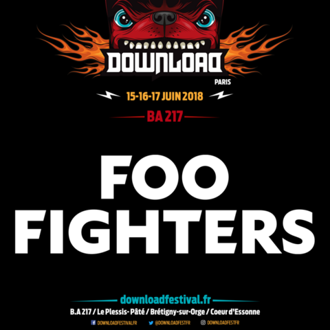 DOWNLOAD FESTIVAL FRANCE - Nouvelle annonce