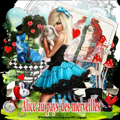 Tuto divers : Alice au pays des merveilles
