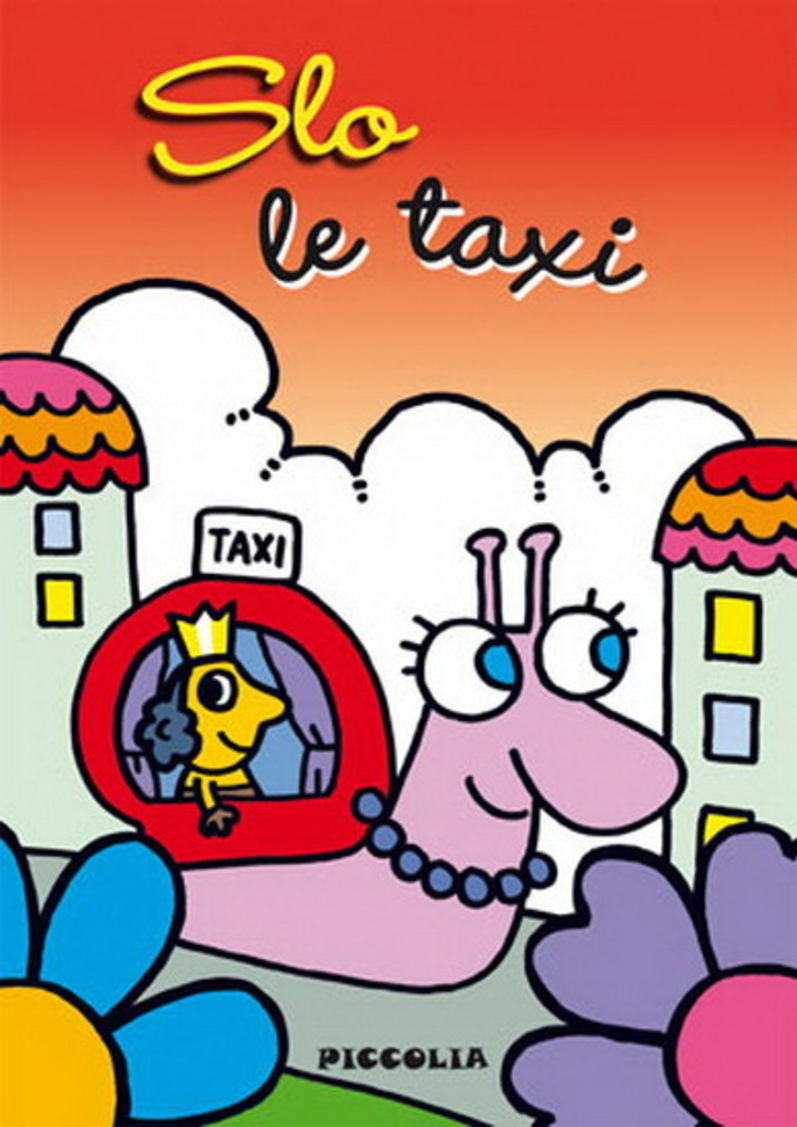 Slo le taxi occasion bon état Piccolia