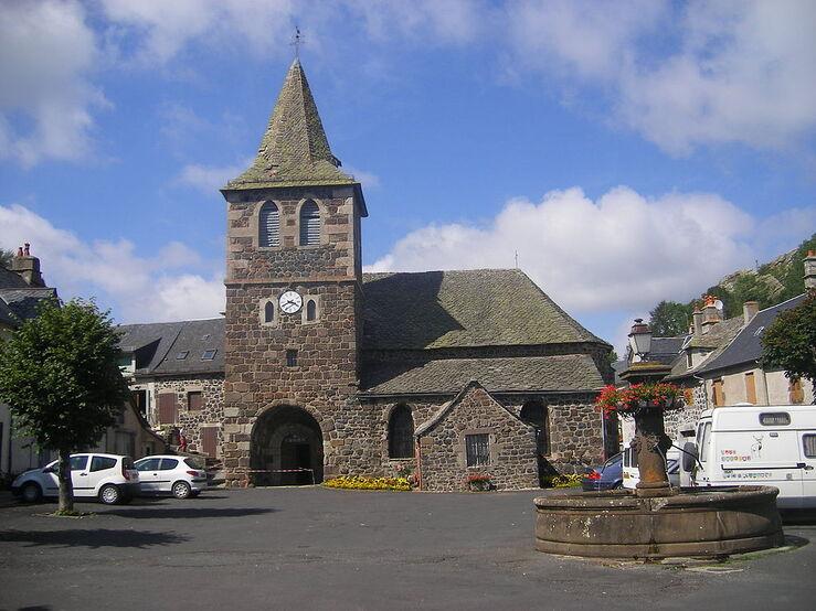 Église d'Apchon