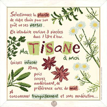 SAL Tisane (Lili Points)
