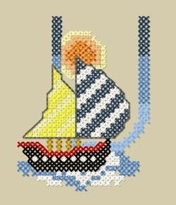 Alphabet de la mer : le U.