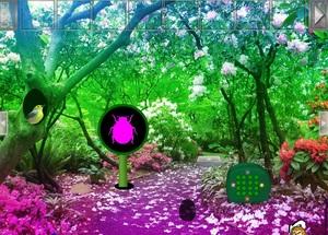 Jouer à Lagoon garden escape