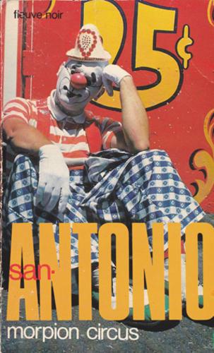 San-Antonio, Morpion Circus, 1983