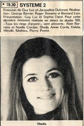 13 juillet 1975 / SYSTEME 2
