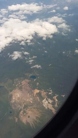 (18 juin) Arrivée à Sapporo : voiture, avion, encore avion, train, métro, marche !