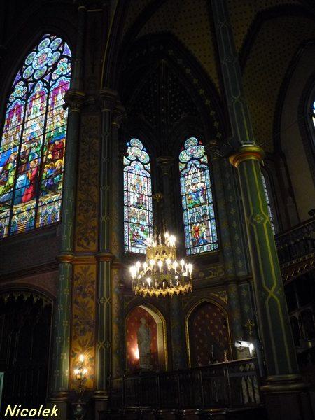 Ile de France -Paris -Eglise Sainte Cécile