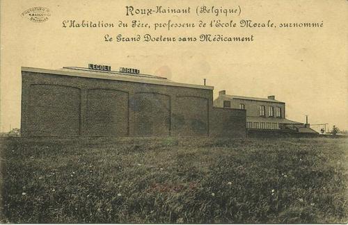 Roux-Hainaut (Belgique) - L'Habitation du Père