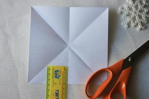 etoile origami 1