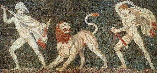 Où l'on reparle d'Amphipolis...