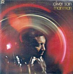 Oliver Sain - Main Man - Complete LP