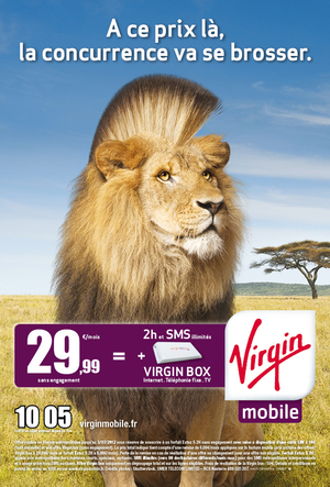 Virgin Mobile lance sa box internet !