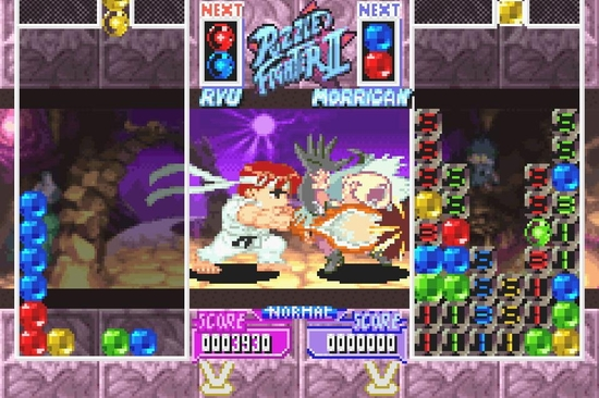 Super Puzzle Fighter 2 s