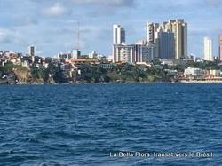 La Traversée Cap Vert - Brésil (suite)