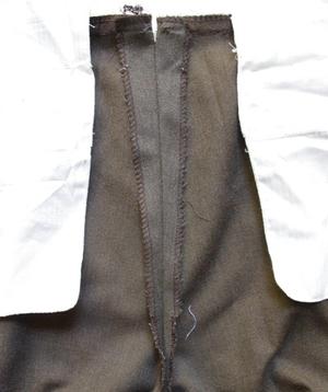 Autopsie d'un pantalon masculin (3)