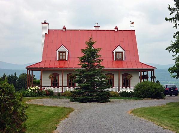 Ile d'Orléans maison 2b