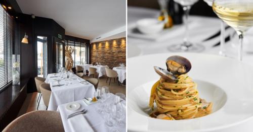 l'étoilé Da Mimmo nous donne une leçon de gastronomie italienne