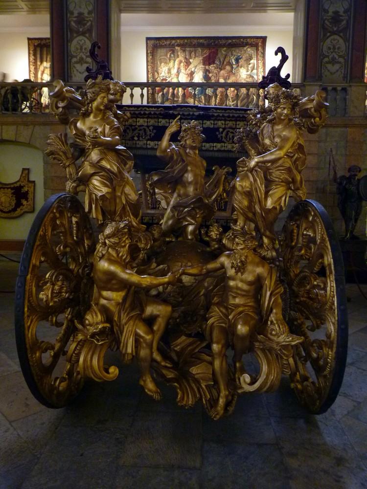 Carrosse du pape Clément XI