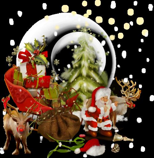 Elements divers Noël / 7