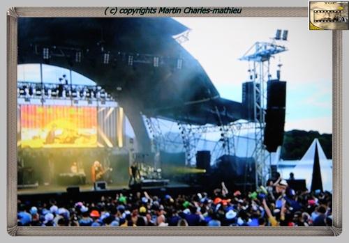 """Concert de Anderson Pak  """" festival Eurock """""""