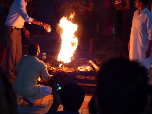 quelques images de la puja