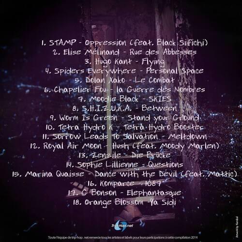 VA -Trip-Hop.net Best Tunes 2014 (2015) [Trip Hop , Compilation]