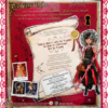 ever after high Cerise Hood legady day box with artwork
