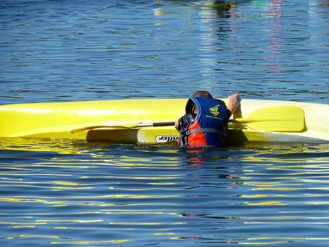 Le kayak à Metz 2 Marc de Metz 2011