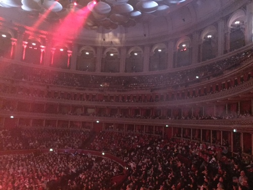 653 élèves au Royal Albert Hall