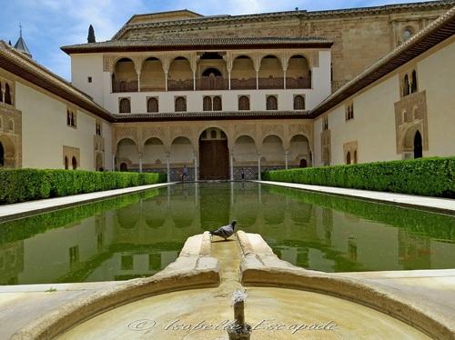 1er Mai 2015 - L'Alhambra des sultans de Grenade