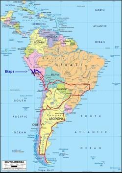 Au coeur du pays Inca du 11 juillet au 6 août