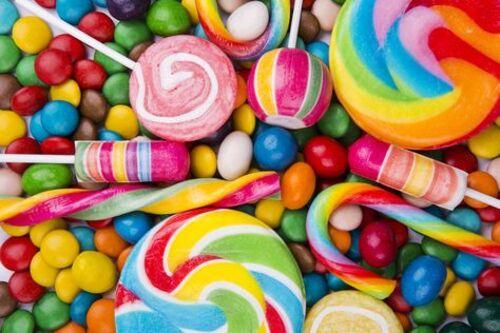 Bonbons d'avant...