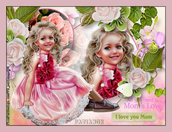 JOUR J  bonne fête à toutes les mamans de France