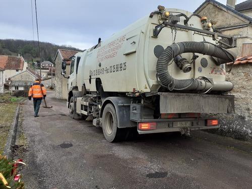 Nettoyage des rues